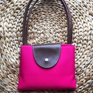 Handbags - Zippered Tote